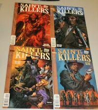 Complete Set Saint of Killers 1 2 3 4 1996 NM Ennis Preacher Special TV Show