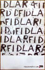 FIDLAR S/T Discontinued Ltd Ed RARE New Poster +FREE Punk/Indie/Rock Poster!