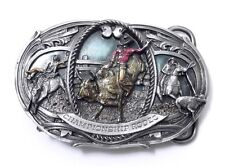 Championship Rodeo Small Belt Buckle 14039 new cowboy western sports buckles