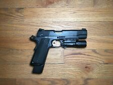 Airsoft Custom Upgraded Desert Warrior 1911 GBB TM Marui Compatible 2 Mags