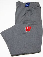 UNIVERSITY OF WISCONSIN BADGERS SWEATPANTS MENS SIZE 2X-LARGE NWT