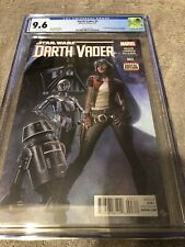 Star Wars Darth Vader 3 CGC 9.6 New Movie 1st Aphra 5/15