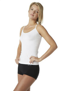 bamboo clothing ladies fitness/leisure/pilates/yoga cami top Size M  NEW