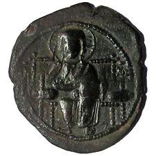 Empire BYZANTINE, Grand Follis CONSTANTIN IX 1042-1055