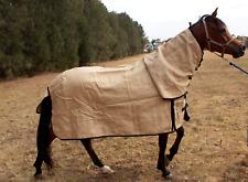 Natural Jute Combo Horse Rug