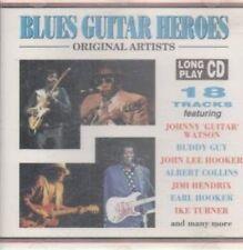 Blues Guitar Greats Johnny 'Guitar' Watson, Buddy Guy, Jimi Hendrix, Earl.. [CD]
