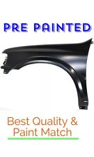 PRE PAINTED Driver LH Fender for 1998-2004 Isuzu Rodeo (W/O Flare) w TouchUp