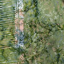 Sarong, Pareo, Wrap - Sage multicolor batik - handmade in Bali - Hary Dary