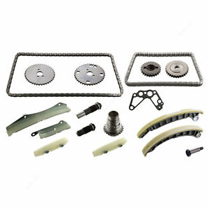 Febi Timing Chain Kit for Camshaft (172092) Fits: Fiat, Iveco - Single