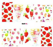 Etiqueta engomada de Arte en Uñas Transferencias de calcomanías de Agua Arte Decorativo Frutas del verano (DC267)