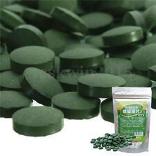 100g Spirulina Tablets Enrichment Favorite Pet Food for Fish Crystal Red Shrimp