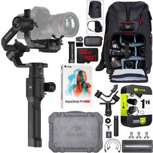 DJI Ronin-S Gimbal Handheld for DSLR & Mirrorless Cameras Creative Bundle