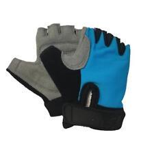 Polaris Childrens Controller Cycling Mitt kids cycle glove - Small Cyan Blue