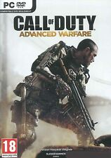CALL of DUTY ADVANCED WARFARE Day one EDITION en FR pour PC