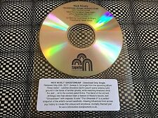 Nick Nicely - Ghostdream RARE PROMO CD Psychedelic Rock / Prog Rock