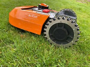 Rasenroboter Spikes Traktionshilfe für Worx Landroid Mähroboter Modell S / M
