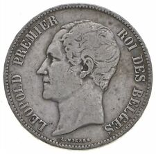 SILVER - WORLD COIN - 1851 France 5 Francs - World Silver Coin *788