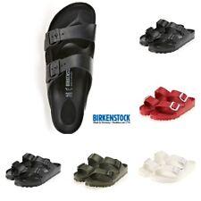 BIRKENSTOCK Eva Slide Slip On Beach Sandals Flip Flop Shoes Black White SZ5-12