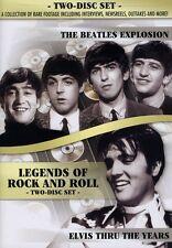 Legends of Rock & Roll (2pc) With Beatles DVD Region 1 844503001702
