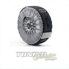 4x Original Audi Reifentaschen Rädertaschen Aufbewahrung Alufelgen Reifen