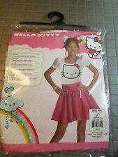 New Hello Kitty costume dress up small size 4 6 ages 3 4
