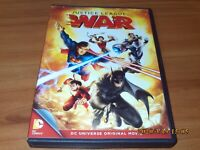 Justice League: War (DVD, Widescreen 2014)