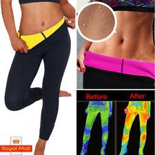 Thermo Sweat Hot Neoprene Body Shaper Long Pants Slim Legging Yoga Trousers L772