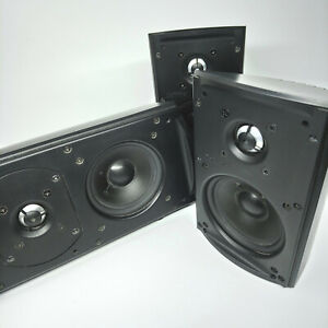 Definitive Technology Pro Cimema ProMonitor 80 L&R + ProCentre100 Speakers  AU8