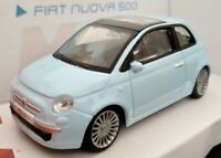 1/43 FIAT NUOVA 500 NUEVO LICENCIA OFICIAL FIAT COCHE DE METAL A ESCALA DIECAST
