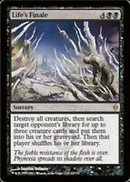 Life's Finale - New Phyrexia - MP, English MTG Magic FLAT RATE SHIP
