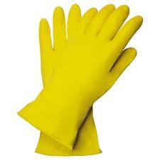 NITRAS Haushalter Latex gelb Größe XL 3220