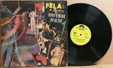 """Fela Kuti & Africa 70 """"Everything Scatter"""" Polydor Ghana Afro Beat LP mp3"""