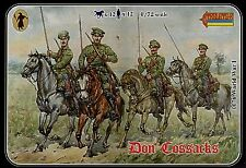 Strelets 1/72 WWI Don Cossacks # 083