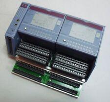 B&R Input/Outputmodul 7DM465.7 (2) 7TB736.91 (2) 7EX270.50-1 + Schiene 7BP702.0
