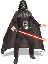 Adulte Homme Star Wars Darth vader blister Kit Costume Robe Fantaisie sabre laser NEUF
