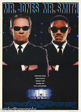 LOT OF 2 POSTERS :MOVIE REPRO: MEN IN BLACK (#1 1997)   #FPO408      LC20 E