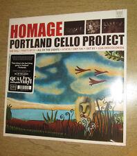 rare of 1100 PORTLAND CELLO PROJECT homage SEALED AUDIOPHILE VINYL LP portlandia