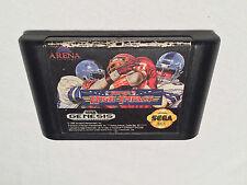 Super High Impact (Sega Genesis, 1992) Football Game Cartridge Nice!