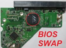 LOGICA WD1002FBYS-02A6B0 1TB 2060-701567-000 REV A 2061-701567-400 AE PCB BOARD