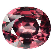 6.345 Ct. Fabulously Natural Pink Zircon Top Quality WITH GLC CERTIFY