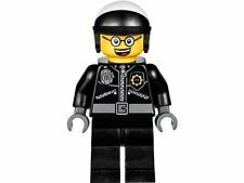 LEGO 70802 The Movie Bad Cop's Pursuit Bad Cop Good Cop Dual Face Minifigure NEW