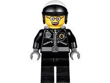 LEGO 70802 The Movie Bad Cop's Pursuit Bad Cop Good Cop Dual Face Minifigure NEW