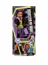 Monster High First Day at School Clawdeen Wolf