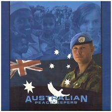 2005 Australian Peacekeepers 5x 2 oz Silver Proof Coin Set