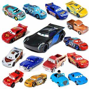 Pixar Cars1 2 3 No.86 95 51 43 Mack Truck McQueen Diecast Kids Toy Xmas Gift AU