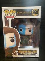 Funko Pop! Movies- Braveheart: William Wallace #368 Funko Pop Vinyl Figure #RARE