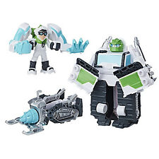 Playskool Heroes Transformateurs Rescue Bots Rescue Team-Arctic Rescue Boulder