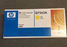 HP GENUINE Q7562A Yellow Toner - 3000