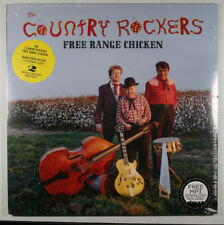 THE COUNTRY ROCKERS Free Range Chicken NEW, SEALED VINYL REISSUE + DOWNLOAD
