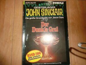 Aktionromane hefte John Sinklair Gruselserie von Jason Dark